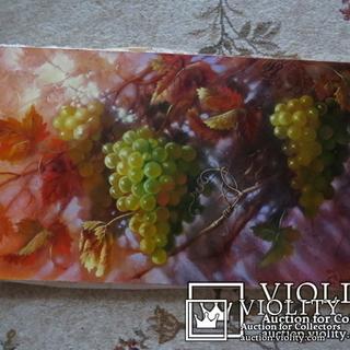 "Картина "" Виноград"" 40*70 см"