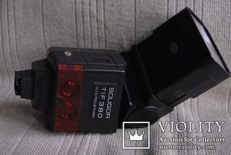 Фотовспышка Soligor tif 380 avtofocus для Sony