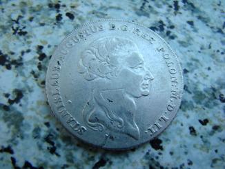 Станислав Август талер 6 злотых 1794 год