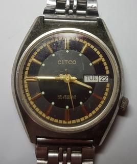 Часы  CITCO 25 jewels automatic
