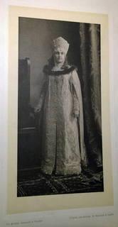 1903 знаменитый Костюмированный бал в историч. костюмах 10-bis фототипия