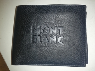 Портмоне Mont Blanc