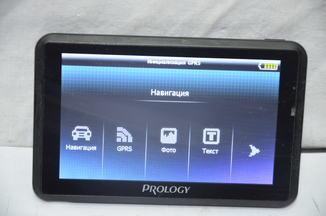 GPS навигатор Prology iMap-552AG с GPRS сим-картой