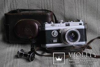 Фотоаппарат FOCA № 085.284, объектив Foca Oplar 5cm f/2.8, Leica.
