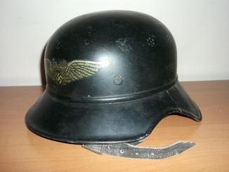 """Шлем Luftschutz, """"Гладиатор""""."""