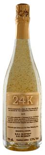 24K GOLD шампанское