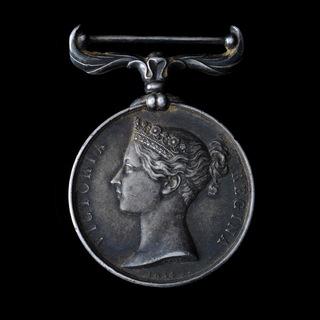 Медаль за Крымскую Войну, Великобритания