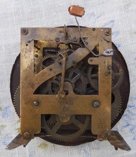 Механизм с боем к настенным часам D.R.Patent 147023