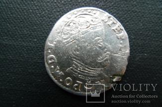 Трояк. 1582 год. Литовский