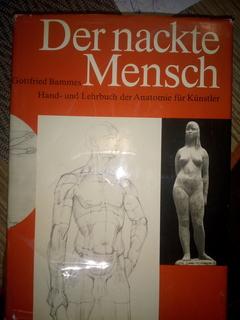 """Готфрид Баммес. """"Der nackte Mensch"""" Gottfried Bammes"""