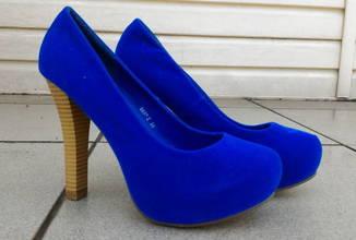 Туфли Jette Riis р-р. 39-й (25.4 см)