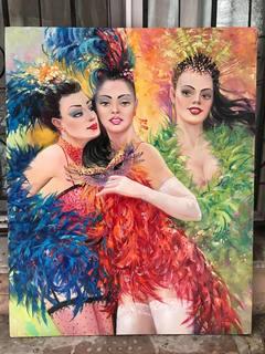 Красотки карнавала
