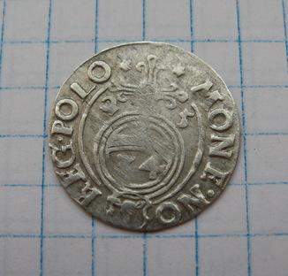 1/24 талера 1625 года ( голова в обводке ).