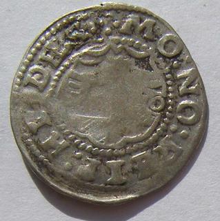 Грошен город Хильдесхайм, 1593 г.