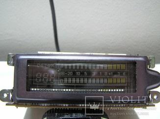 Блок индикации от магнитофона Романтика-225. Новый.