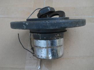 Фланец с гайкой и шайбой раздатки ГАЗ-66.