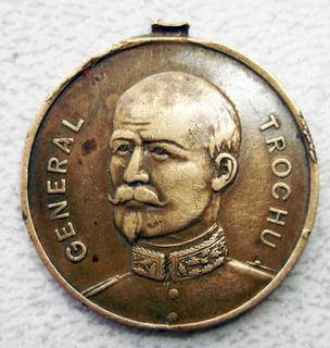 Медаль генерал Трошю Франция 1870, EC