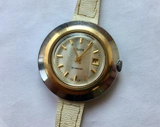 Заря автоподзавод СССР - женские наручные часы