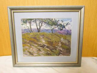 Картина Старые сосны 2006г. Ковалёв В.Н