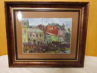 Картина Старый Харьков 2005г. Ковалёв В.Н
