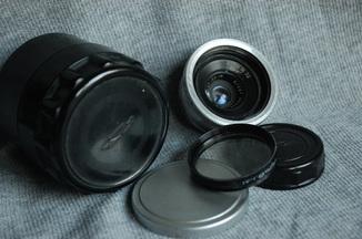 Объектив Орион-15 Экспортный выпуск, 1960 год, м.39, ФЭД - Leica.