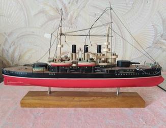 Масштабная модель Князь Потемкин-Таврический. В связи с не выкупом.