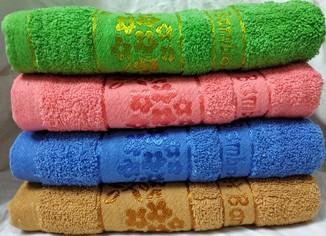 Набор лицевых полотенец 4 шт