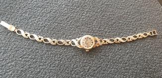 Продам золотые часы Горинь (Чайка)