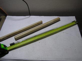 Термометр метастатический Бекмана ТЛ-1.