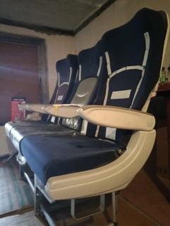 Кресла от BOEING-а