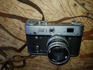 Фотоаппарат фэд 2,3,5 и др