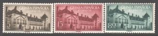 Испанская Гвинея. 1955. Прадо **.