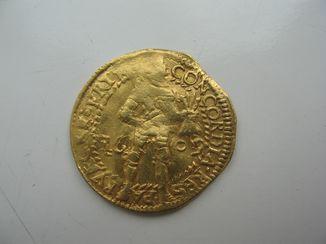 Дукат Фрисландия 1609 года