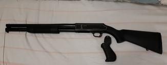 Помпова рушниця Кобра