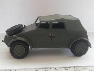 Немецкий военный Volkswagen тип 82