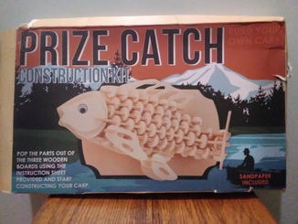 Рыба-самоделка