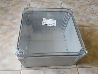 Бокс монтажний  300х300х185 полікарбонат