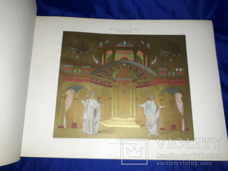 1890-e Архитектура с древнейших времен 43х31 см. со 203 гравюрами на отдельных листах