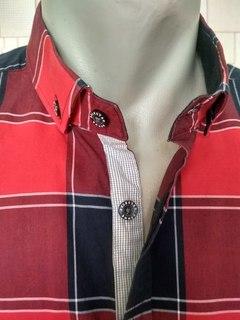 Рубашка SELECTED коттон p-p 42(L)