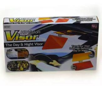 Антибликовый, солнцезащ козырёк для авто день/ночь HD vision visor