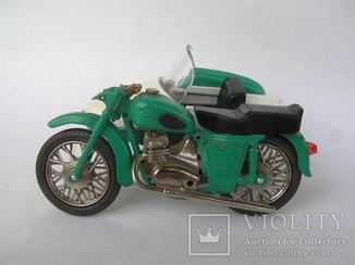 Мотоцикл ИЖ -Ю-2к Олимпийский мишка