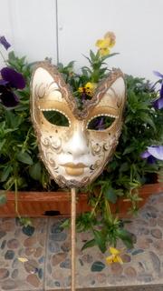 Маска карнавальная. Венеция, 100% оригинал
