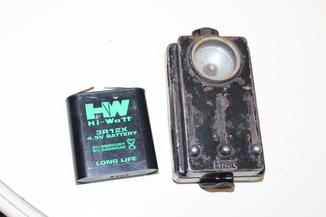 Artas  сигнальний ліхтар, Німеччина,  На війну. Робочий.