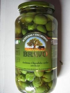 Оливки BRAVO