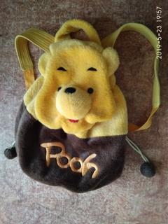Дитячий рюкзак Pooh