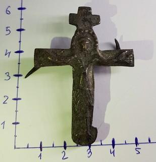 Накладной крест