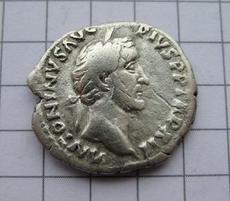 Денарий, Антоний Пий