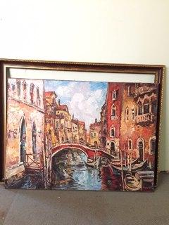 Венеция на канале Рогозный Генадий