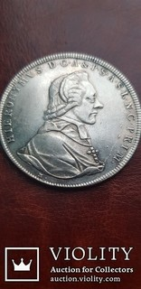 Талер 1785 р. Австрия. Зальцбург.
