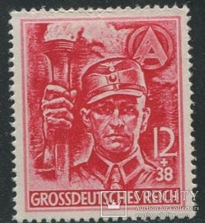 1945 рейх солдат MNH